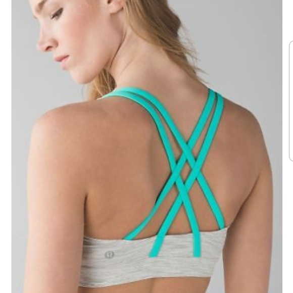 4c0549fd28 lululemon athletica Other - Lululemon Energy Bra Wee Are From Space 6
